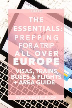 Europe remains to be my favourite continent to visit! Especially when you have the land of crepes, architecture, and wine over here.  If you've never been or are in the midst of planning to go, I've put together a helpful guide to teach you the best ways to explore Europe, how to explore it, and destinations for every budget!