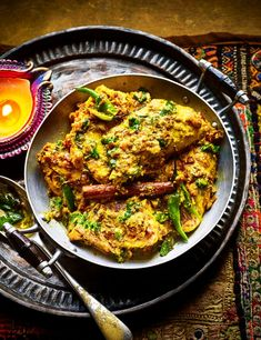 Creamy Indian Chicken Curry
