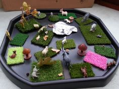 Mum & daughter childminding team providing quality childcare in a fun, warm & caring home environment in Cambridgeshire. Cement Mixing Tray, Tuff Spot, Summer Themes, Tuff Tray, Fake Grass, Small World Play, Funny Bunnies, Business For Kids, Summer Art