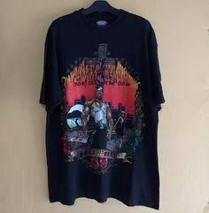 f9d26dd5 Vintage Vintage OG 90s CONART RAP HIP HOP Fashion #001 Raptees T-Shirt Size