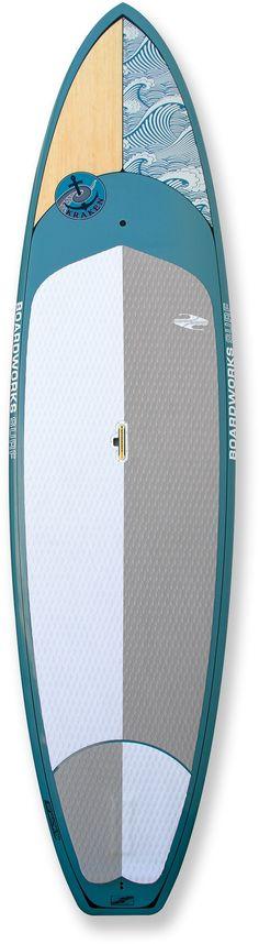 Up to 290# - Boardworks Kraken Stand Up Paddle Board - 11' - REI.com