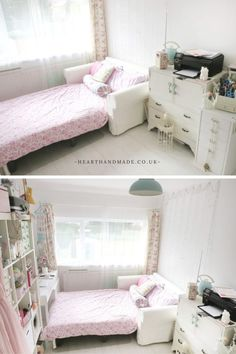 How To Create A Craft Room Guest Room Combo Diy
