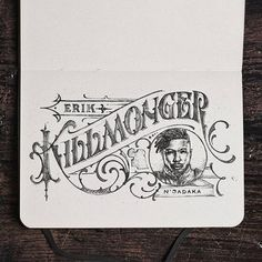 The best of design and typography. Hand Lettering Fonts, Graffiti Lettering, Typography Letters, Typography Logo, Lettering Design, Logo Design, Letter Art, Letter Logo, Design Fonte