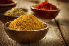Curcumin and saffron are two natural antidepressants that have been studied in clinical trials and found to be just as effective as Prozac.