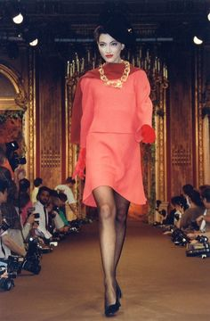 Fall-Winter 1988 Haute Couture Christian Lacroix