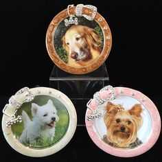 Is mom a dog lover? Then one of these dog frames would be a perfect gift for her! Present Idea: Pick a frame and put a family picture with your dog inside! #dogframes #doglovers #motherday