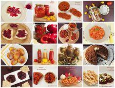 Carte de bucate - luna septembrie 2015 Waffles, Cooking Recipes, Breakfast, Book, Salads, Morning Coffee, Chef Recipes, Waffle