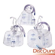 Medline - - Urinary Drainage Bag with Anti-Reflux Tower and Metal Clamp mL Catheter Bag, Clamp, Tower, Medical, Bags, Products, Handbags, Rook, Computer Case