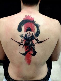 Samurai Tattoos 1`1