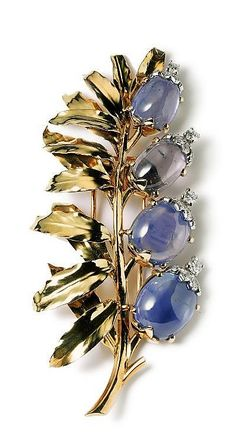Laurel-clip-brooch-1943 (1) Cartier