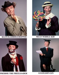 The Red Skelton Show...Oh, How I Loved Red!