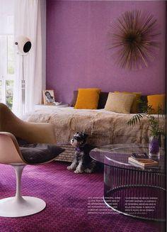 1000 Images About Purple On Pinterest Purple Interior Bedroom Color Combi