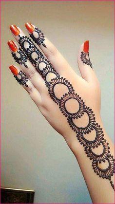 Henna Designs For Kids, Latest Arabic Mehndi Designs, Finger Henna Designs, Simple Arabic Mehndi Designs, Full Hand Mehndi Designs, Mehndi Designs For Beginners, Mehndi Designs For Fingers, Mehndi Design Images, Latest Mehndi Designs