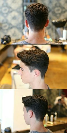 Men New Hair Style, Gents Hair Style, Mens Hairstyles With Beard, Hairstyles Haircuts, Classic Mens Hairstyles, Teen Boy Hairstyles, Medium Hair Styles, Curly Hair Styles, Asian Haircut