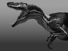 Peter #König Concept #Art #dinosaur