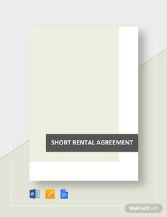 House Rental Agreement Template - Word (DOC)   Google Docs   Apple (MAC) Apple (MAC) Pages   Template.net Rental Agreement Templates, Word Doc, Letter Size, Writing, Words, File Format, Google Docs, Apple Mac, Microsoft Word