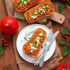 Muszle ze szpinakiem i fetą w sosie pomidorowym - Fotokulinarnie