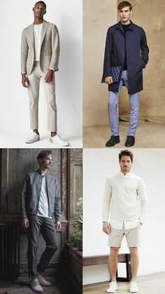 Spring and Summer Trends: Tonal Outfits For Men
