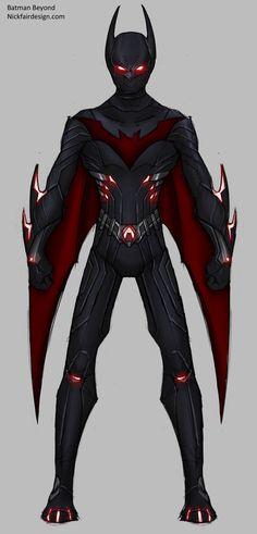 Batman Beyond by Deems.deviantart.com on @deviantART