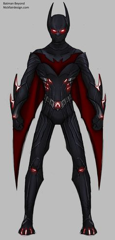 Batman Beyond by Deems.deviantart.com on @deviantART