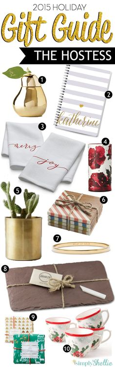 Hostess Gift Guide Hostess Gifts Gift Guide And