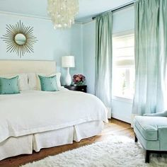 Like this color scheme. Very calming