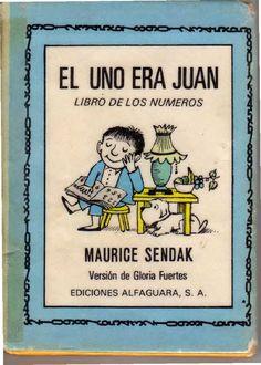 La Minibiblioteca , de Maurice Sendak, 1962. Versionada en castellano por Gloria Fuertes en 1977 (Alfaguara). Incluye los títulos: Miguel,...