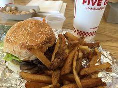 Five Guys Burgers 8/10