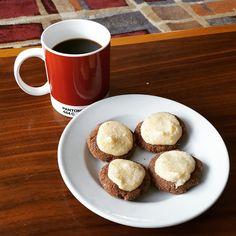 Lemon Chia Seed Cookies (gluten-free!) Seed Cookies, Gluten Free Cookies, Chia Seeds, French Toast, Lemon, Breakfast, Tableware, Recipes, Food