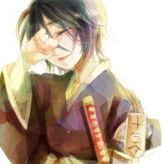 Bleach: Rukia by Riya
