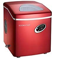 Edgestar Ip210red Red Portable Countertop Ice Maker Want