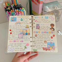 Bullet Journal Lettering Ideas, Bullet Journal Aesthetic, Bullet Journal Writing, Bullet Journal Ideas Pages, Bullet Journal Inspiration, Journal Pages, Cute Journals, Scrapbook Journal, Journal Stickers