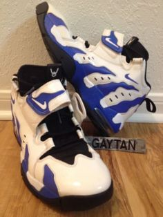 Nike Air DT Max 96 Sz 10 Deion Sanders Dallas Cowboys Prime Time NFL Trainer