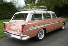 1955 Chrysler New Yorker Deluxe Town  Country