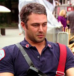 chicago fire, taylor kinney, and hot as fuck image