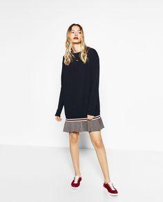 FRILLED DRESS-DRESSES-WOMAN | ZARA United States