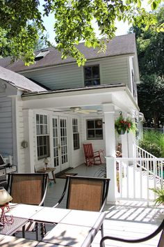 Porch from Chic Cottage Charm