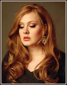 Adele...where have you been, gorgeous?Waiting patiently for some new music.