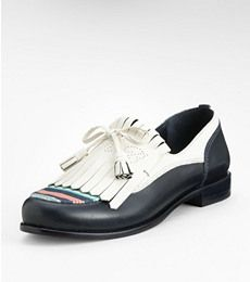Tory burch loafers , drool