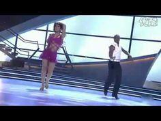 Janette and Brandon - Cha Cha - SYTYCD