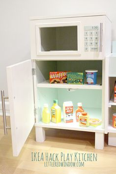 Ikea Play Kitchen Set the 5 best diy play kitchens | ikea play kitchen, black silver and
