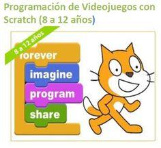 Programación de Videojuegos con SCRATCH