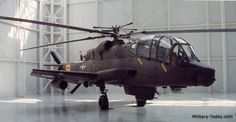 Lockheed AH-56 Cheyenne Prototype Attack Helicopter | Military-Today.com