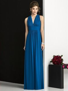 After Six Bridesmaids Style 6680 http://www.dessy.com/dresses/bridesmaid/6680/ #FallingInLove
