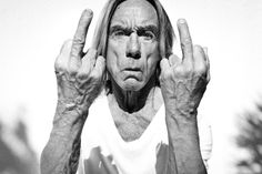 to all my friends yeah ah tooo all my friends I Salute You, Iggy Pop, Real Life, Musicians, Bands, America, Friends, Funny, Photos