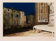 In Venice, the landscapes of Luigi Ghirri and Yona Friedman - Abitare Photography Projects, Travel Photography, Luigi, Aldo Rossi, Reggio Emilia, Vintage Vibes, Location History, Venice, Urban