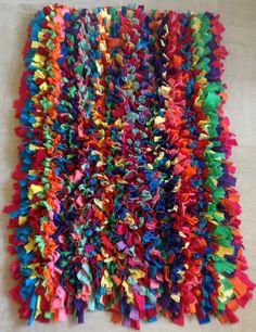 Rag Rug  by Crafty Bags