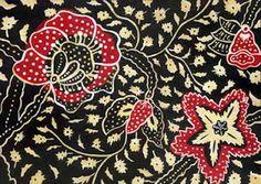 Batik Pattern - Indonesia