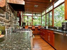 Weston, CT: Kitchen