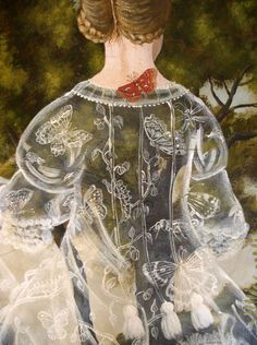 """wallacegardens:    Anne Siems 2009 """"Looking Back"""""""